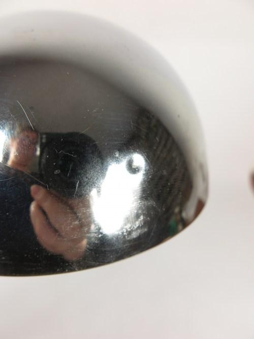 Bild 6 von Art-Deco Chrome Schreibtischlampe