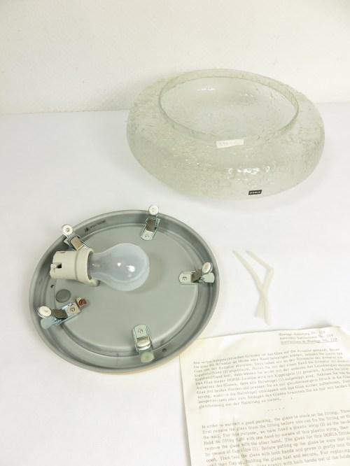 Bild 6 von 70er Wand- oder Deckenlampe
