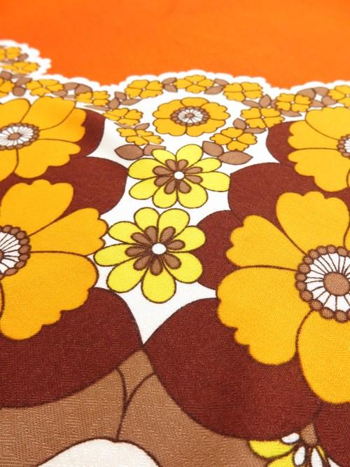 Bild 3 von 70er Tischdecke Rund