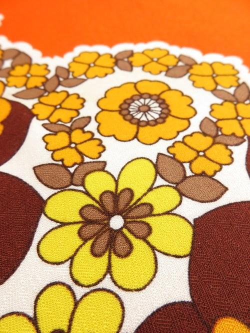 Bild 4 von 70er Tischdecke Rund