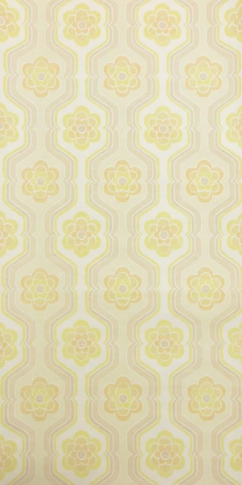 Bild 1 von Tapete Popcornblüme