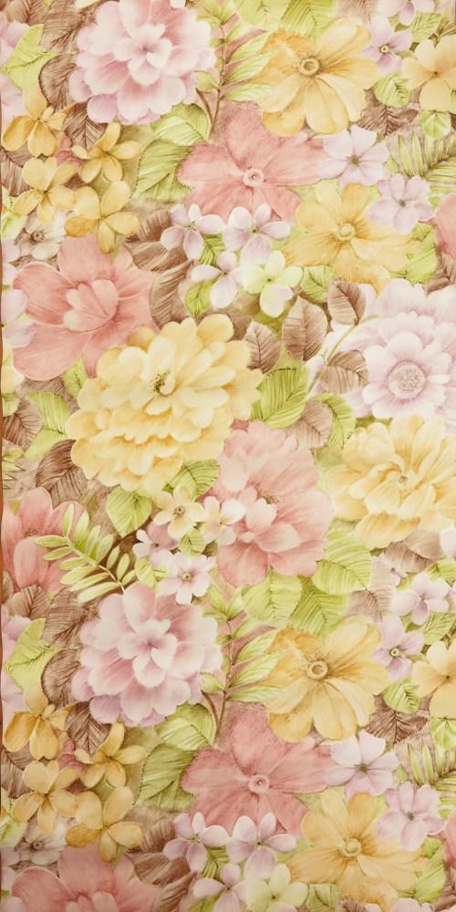 Bild 1 von Tapete Petunia Garden