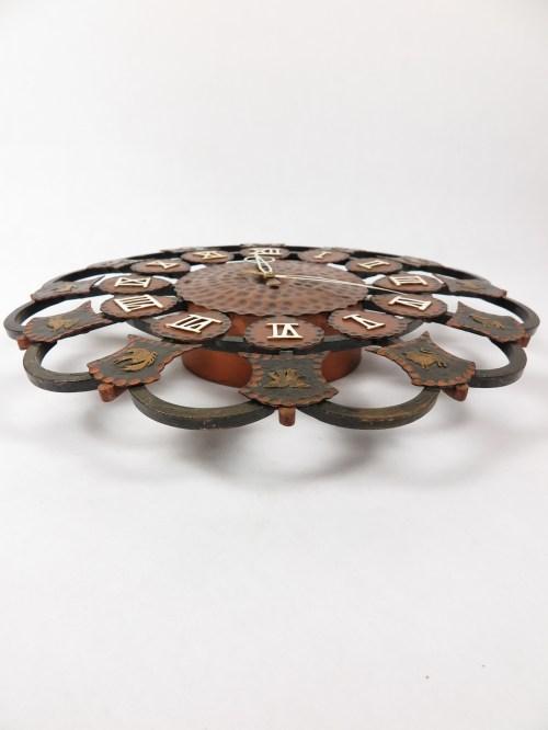 Bild 2 von 70er Kupferuhr Junghans