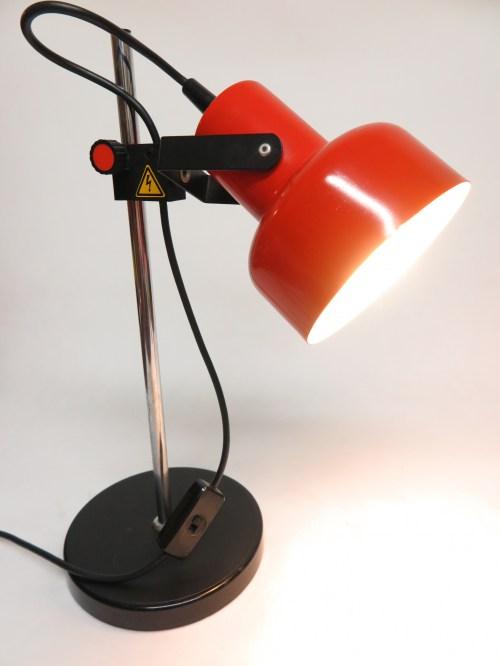 Bild 7 von 70er Schreibtischlampe