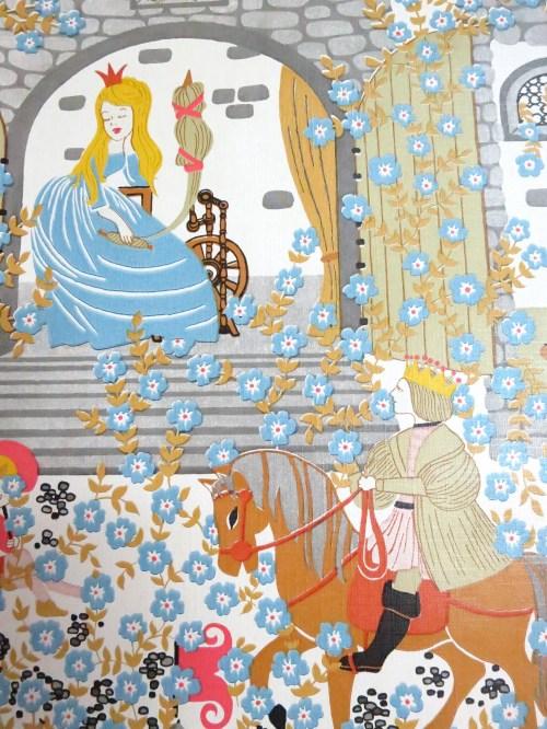 Bild 3 von Tapete Dornröschen