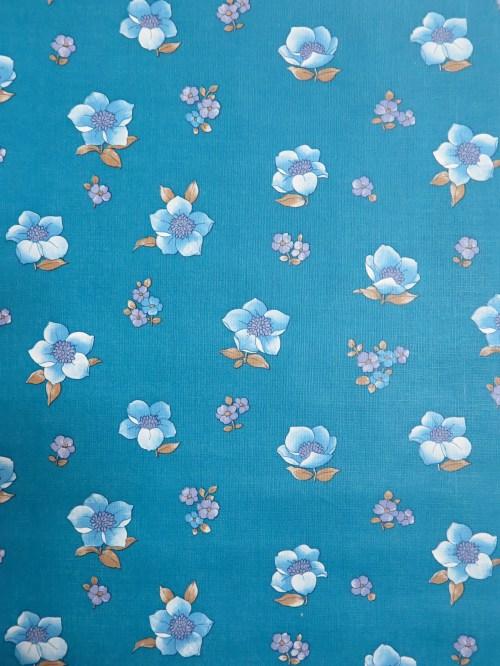 Bild 3 von Tapete Blaue Wiese