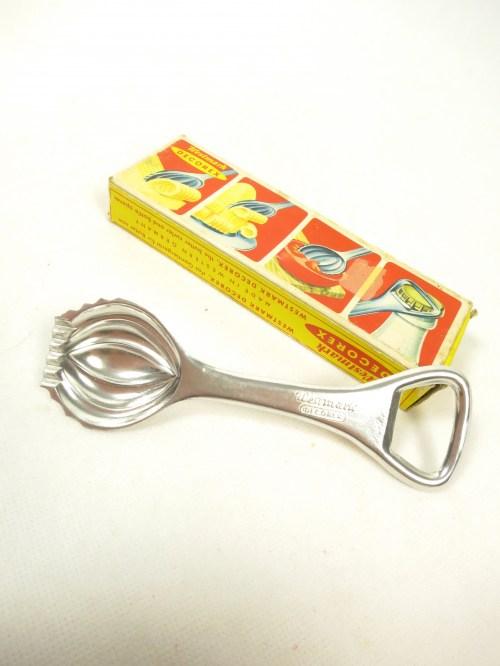 """Bild 1 von 60er Butter Garniergerät """"Dekorex"""""""