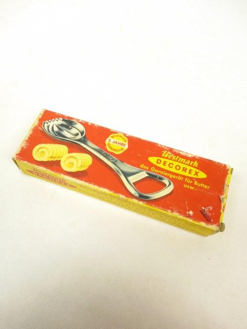 """Bild 2 von 60er Butter Garniergerät """"Dekorex"""""""