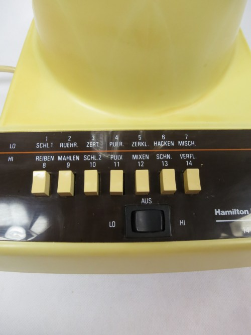 Bild 5 von 60er Mixer Hamilton