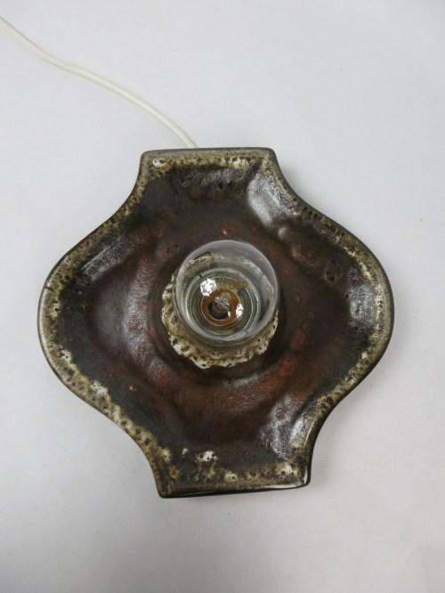 Bild 1 von 70er Keramiklampe