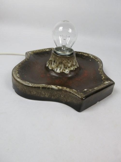 Bild 2 von 70er Keramiklampe