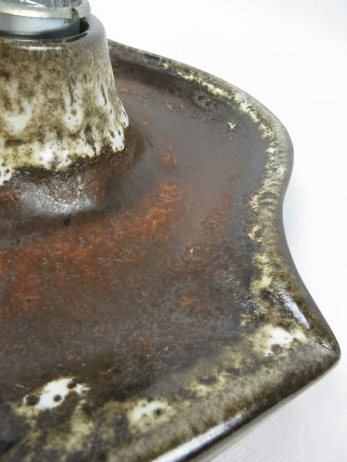 Bild 3 von 70er Keramiklampe