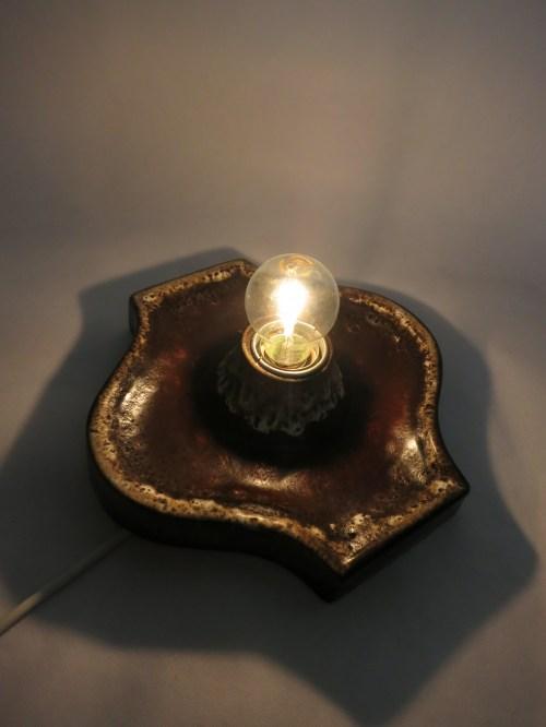 Bild 7 von 70er Keramiklampe