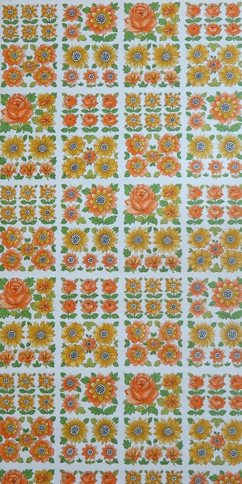 Bild 1 von Tapete Blumenkind
