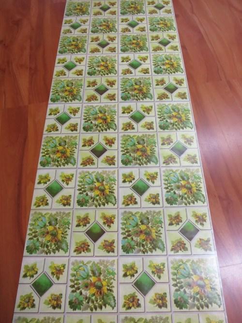Bild 2 von Tapete Grünefliese