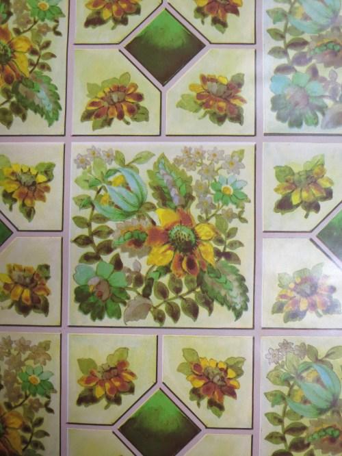 Bild 3 von Tapete Grünefliese