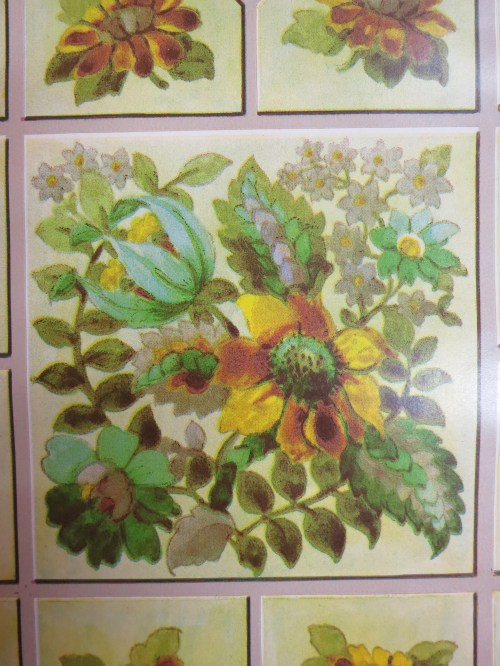 Bild 4 von Tapete Grünefliese