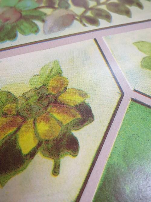 Bild 5 von Tapete Grünefliese