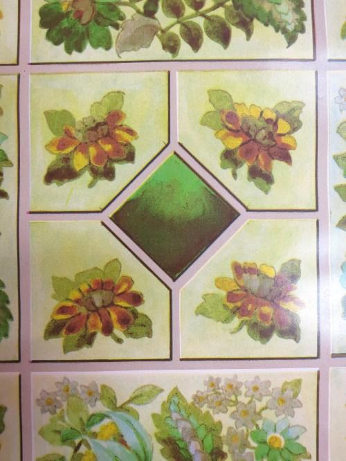 Bild 6 von Tapete Grünefliese