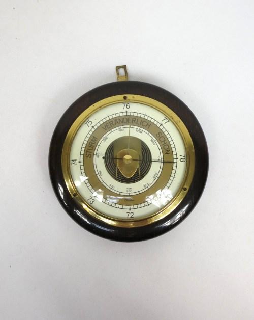 Bild 1 von 60er Barometer Fischer