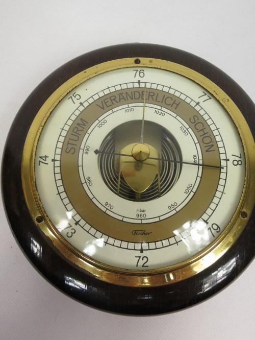 Bild 4 von 60er Barometer Fischer