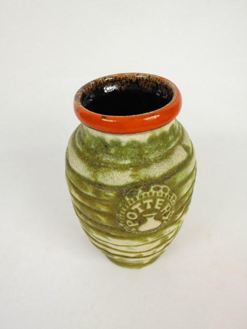 Bild 3 von 70er Vase BAY Keramik