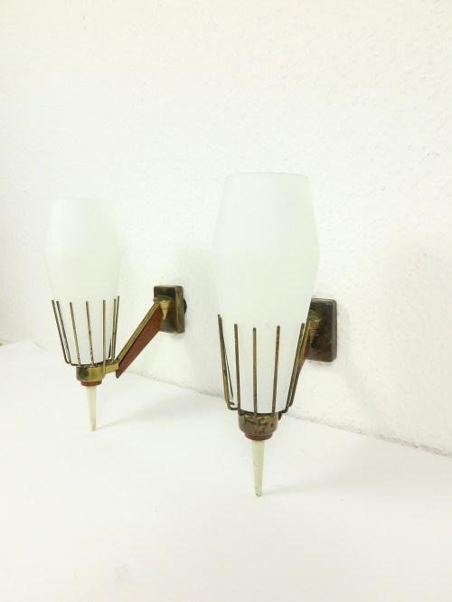 Bild 1 von 30er Wandlampen 2 Stück Set