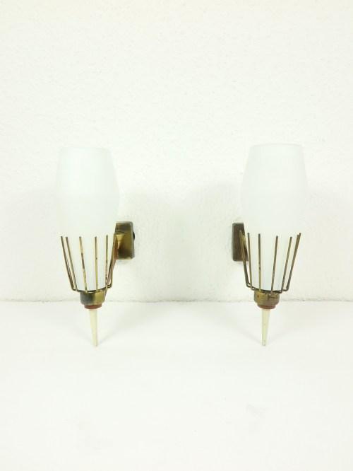 Bild 2 von 30er Wandlampen 2 Stück Set