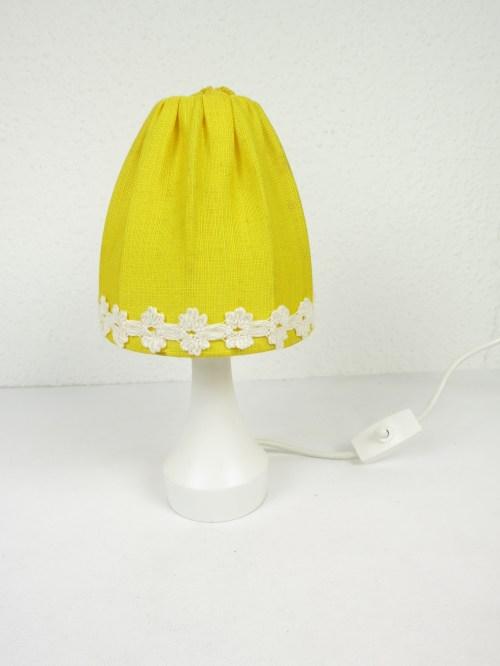 Bild 1 von 70er Nachttischlampe
