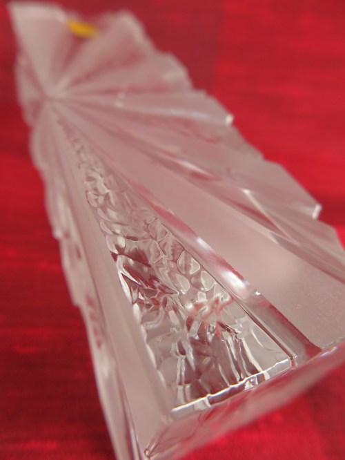 Bild 6 von 70er Vase Bleikristall
