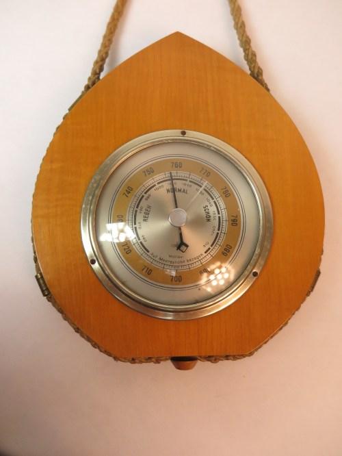 Bild 2 von 60er Barometer Förster