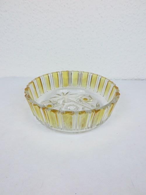 Bild 1 von 70er Kristallglasschale