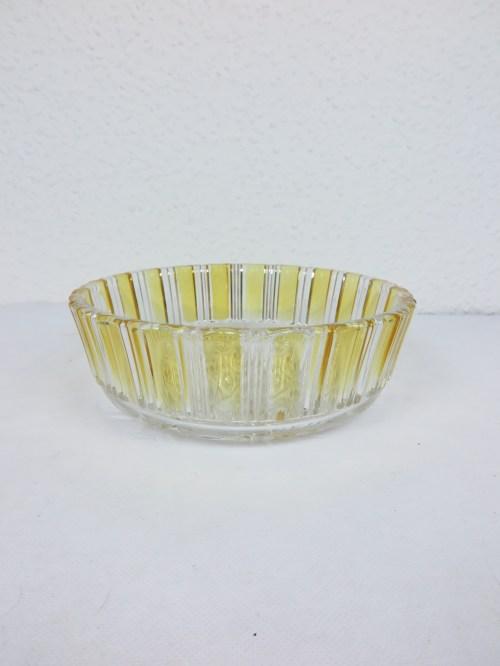 Bild 2 von 70er Kristallglasschale