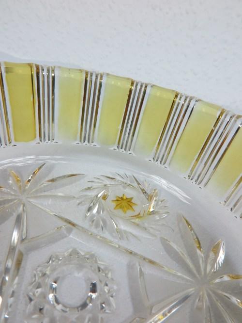 Bild 4 von 70er Kristallglasschale