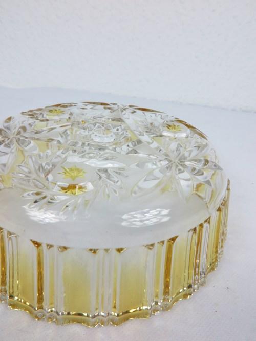 Bild 5 von 70er Kristallglasschale