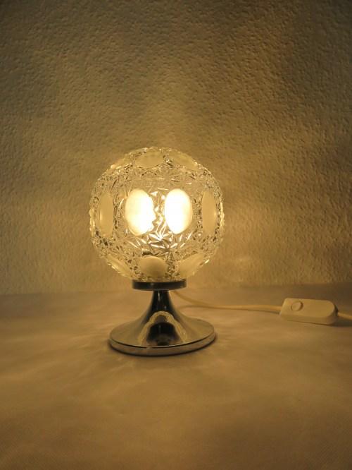 Bild 4 von 70er Nachttischlampe