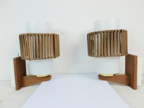 Bild 3 von 70er Wandlampen