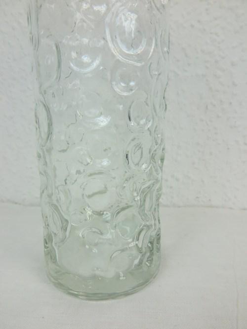 Bild 4 von 70er Glasvase Bubble Optik