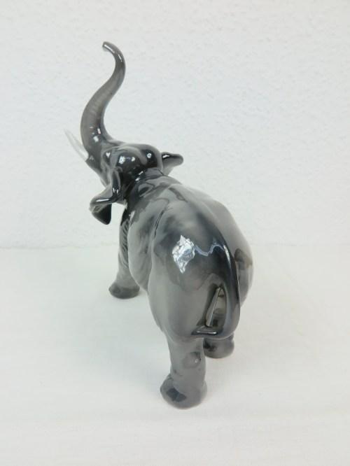 Bild 3 von 60er Porzellan Elefant
