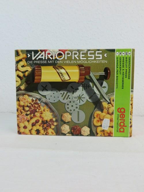 Bild 2 von 70er Gebäckpresse Variopress