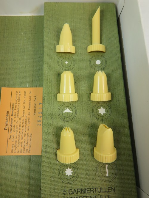 Bild 5 von 70er Gebäckpresse Variopress