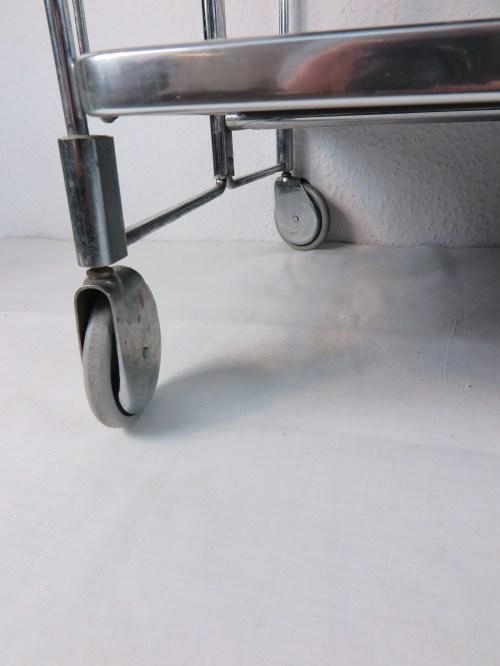 Bild 3 von 70er Teewagen Dinette Chrome