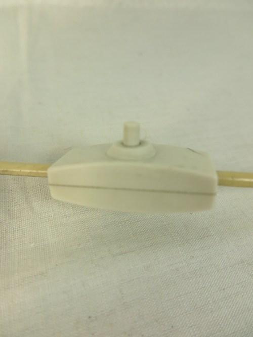 Bild 3 von 80er Tischlampe oval