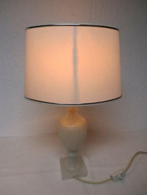 Bild 5 von 80er Tischlampe oval