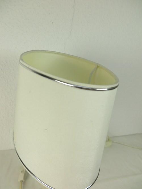 Bild 6 von 80er Tischlampe oval
