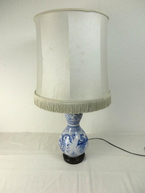 Bild 1 von 70er Lampe Drache