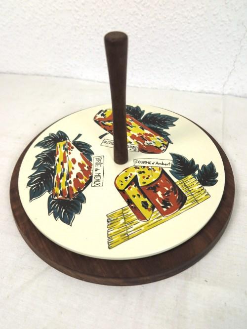 Bild 2 von 60er Käseplatte zum drehen