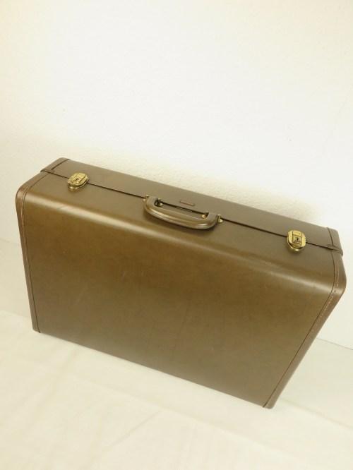 Bild 2 von 20er Koffer Leder Mädler