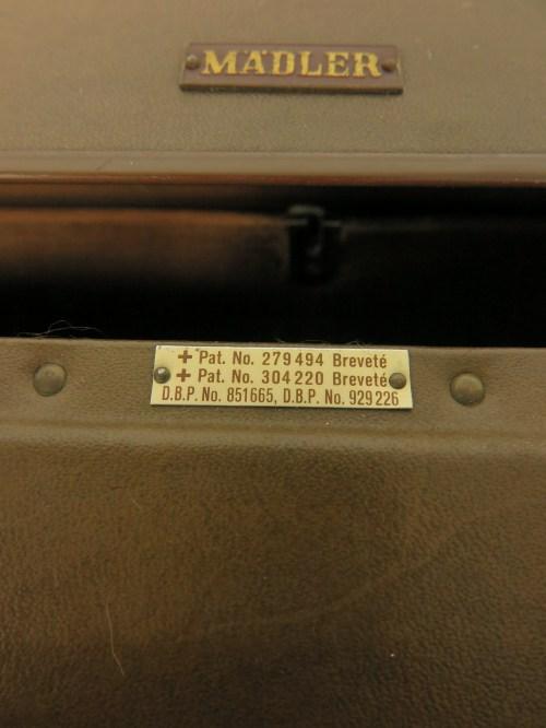 Bild 3 von 20er Koffer Leder Mädler