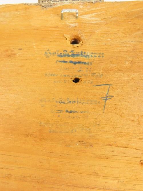 Bild 4 von 60er Holzfigur als Bild Almöl